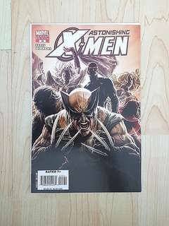 Marvel Comics Astonishing X-Men 25  Variant Cover Near Mint Condition