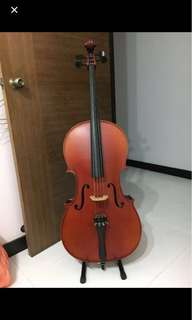 (Sold) cello sold