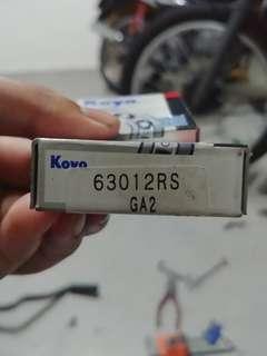 KOYO Bearing Code 6301