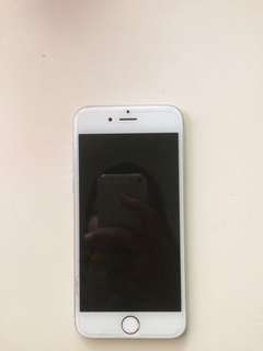 Iphone 6 128gb silver [nego]