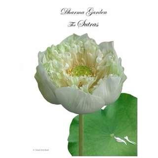 Dharma Garden Sutra Art book