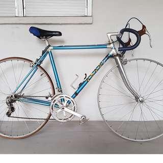 Alan bicycle frame