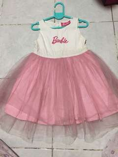 Barbie tulle dress
