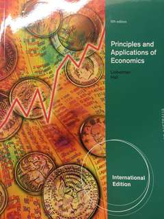 🚚 Principles and applications of economics
