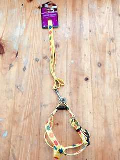 Small Printed Dog Harness