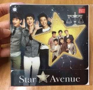 #KayaRaya 2PM Star Avenue Wish Card