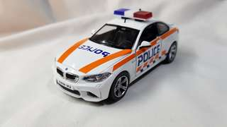 1:32 diecast BMW M2 in new TP livery