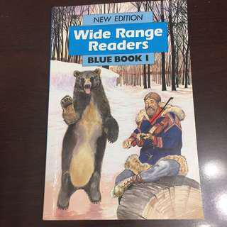 Wide Range Readers Blue Book 1 (New Edition)