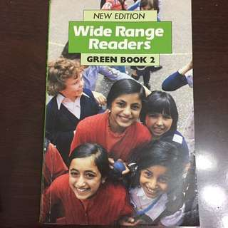 Wide Range Readers Green Book 2 (New Edition)