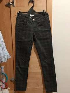 🚚 #earth格紋超舒服長褲