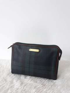 Authentic Polo By Ralph Lauren Clutch