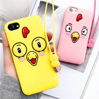 🌼C-1210 Cute Cartoon Case🌼