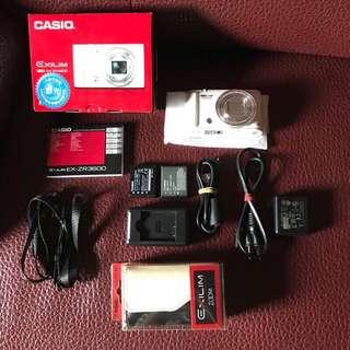 🚚 卡西歐 CASIO ZR3600 美顏相機