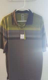 brand new golf shirt
