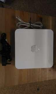 Apple 3TB 儲存 雙頻無線路由器