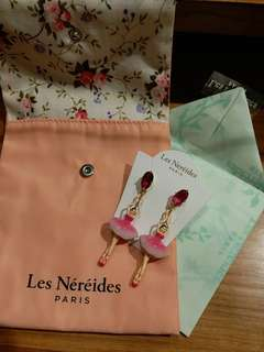 限時優惠* Les Nereides Ballet earrings (New color) 正品