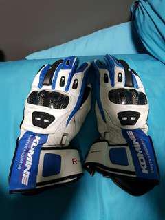 Komine Racing Gloves