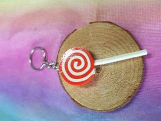 Lolli key ring