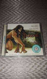 OST Walt Disney- Tarzan (1999 cd+vcd)