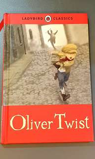 Pre-loved Ladybird Classics book Oliver Twist