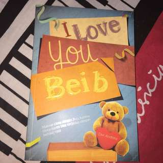 I love you beib