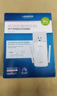 🚚 天生拍賣_ LINKSTS AC1200 BOOST EX Wi-Fi RANGE EXTENDER
