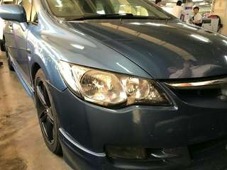 Honda civic fd 1.8manual Bigcalliper Bucket seat price drop