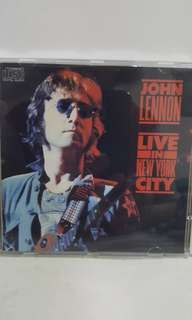 Cd English John Lennon