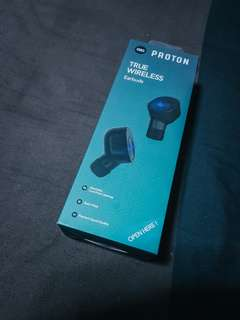 Proton Wireless Earbuds