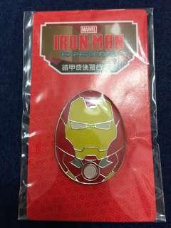 Disneyland Pin Ironman