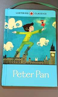 Pre-loved Ladybird Classics book Peter Pan