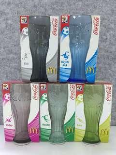 FIFA 紀念杯 South Africa 2010 Coca-Cola Contour Glass