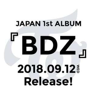 <<代購>>Twice- BDZ  (日語正規一輯)