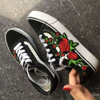 REPRICED! Customized Old Skool