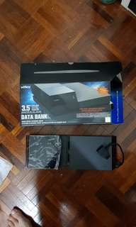 Brand new PS4 Nyko Data Bank