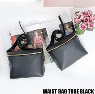 Waist bag tube