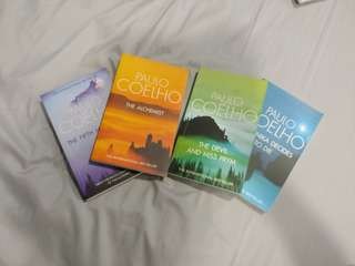 Paulo Coelho Collection (4 books)
