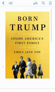 Born Trump, by Emily Jane Fox (epub)