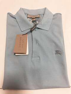 BN Authentic Burberry Polo Shirt