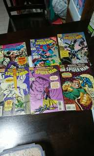 Marvel Tales Featuring Spider-Man 1994