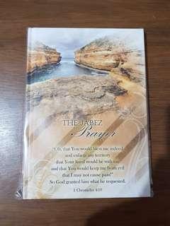 🚚 Journal Book - The Jabez Prayer
