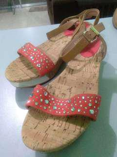 Size 10 brand new CMG strap sandals