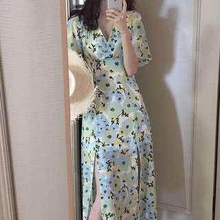 Paris Romance Flora Dress