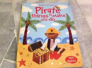 Pirates things to make and do