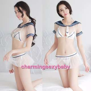 Bikini Sexy Lingerie Robes Stockings Panties Underwear Club Wear Costumes Sleepwear Baju Tidur BH1080