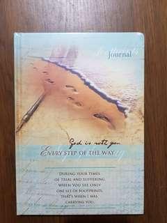 🚚 Footprints Journal