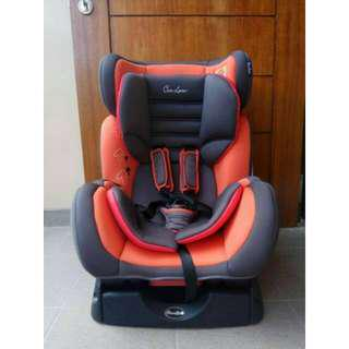 Preloved Carseat Cocolatte