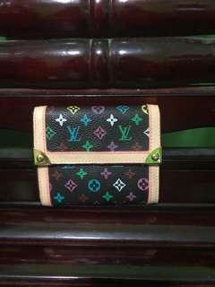 Lv wallet w/ code