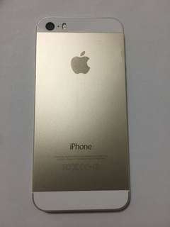 iphone5s 16g gold 93%new iPhone 5s (5s002)