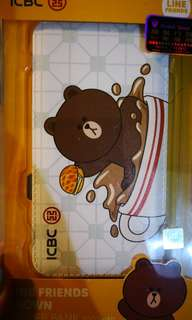 Line 熊大尿袋